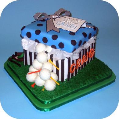 Custom Birthday Cake Ann Arbor