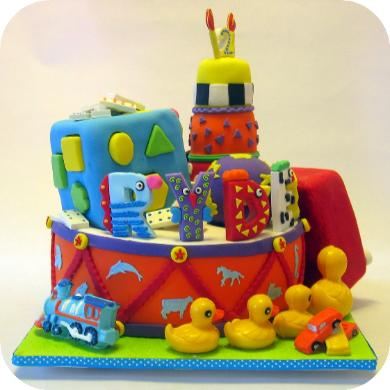 Toys For Cakes 58